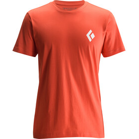 Black Diamond Equipment For Alpinists S/S Tee Men Octane
